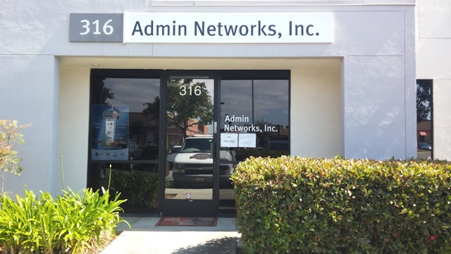 Admin Networks office